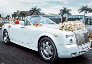 xe cưới đẹp vip
