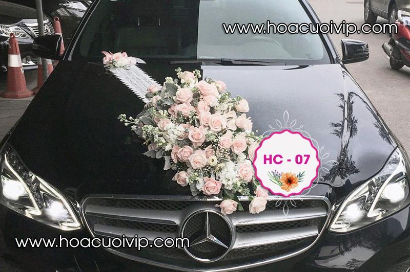 hoa xe cưới hà nội