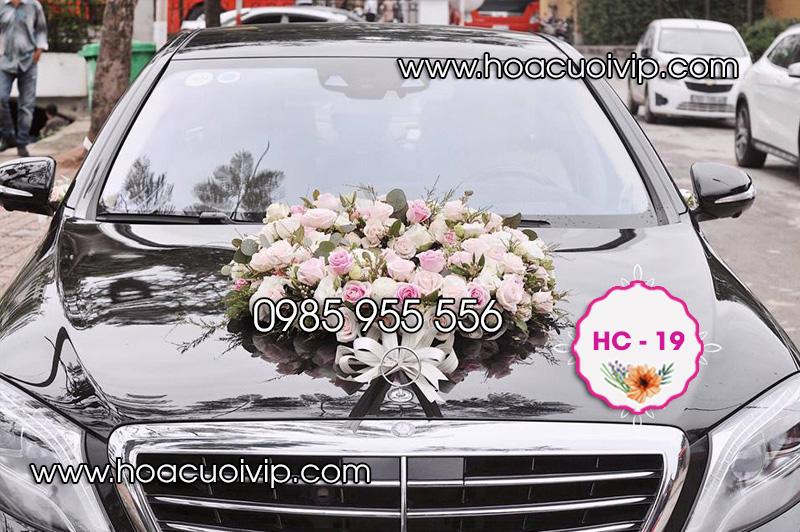 Hoa xe đám cưới