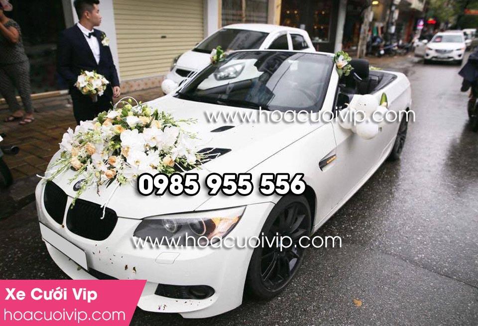xe cưới bmw m3 mui trần