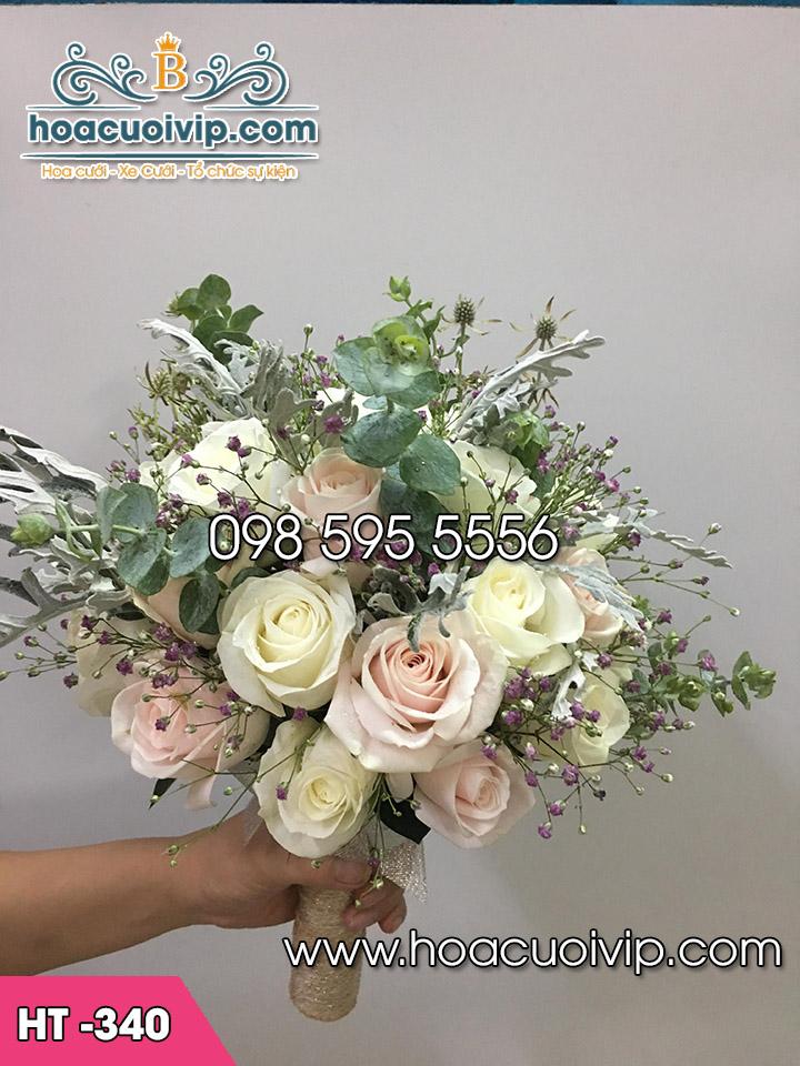hoa cô dâu ngày cưới