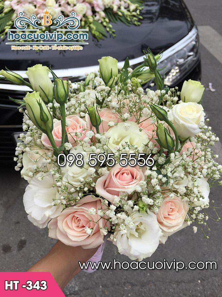 hoa cầm tay
