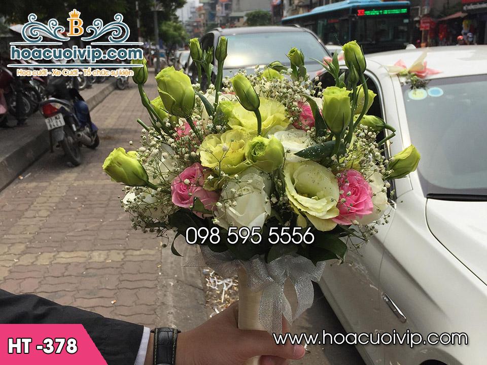 hoa cưới đẹp