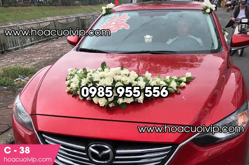 Hoa xe dâu