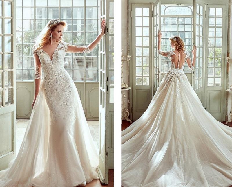 Áo cưới công chúa Siliver Hien Vy Bridal   Dòng váy cưới ...