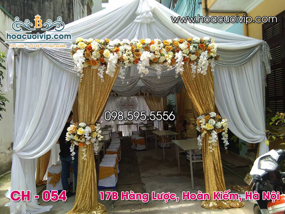 cổng đám cưới