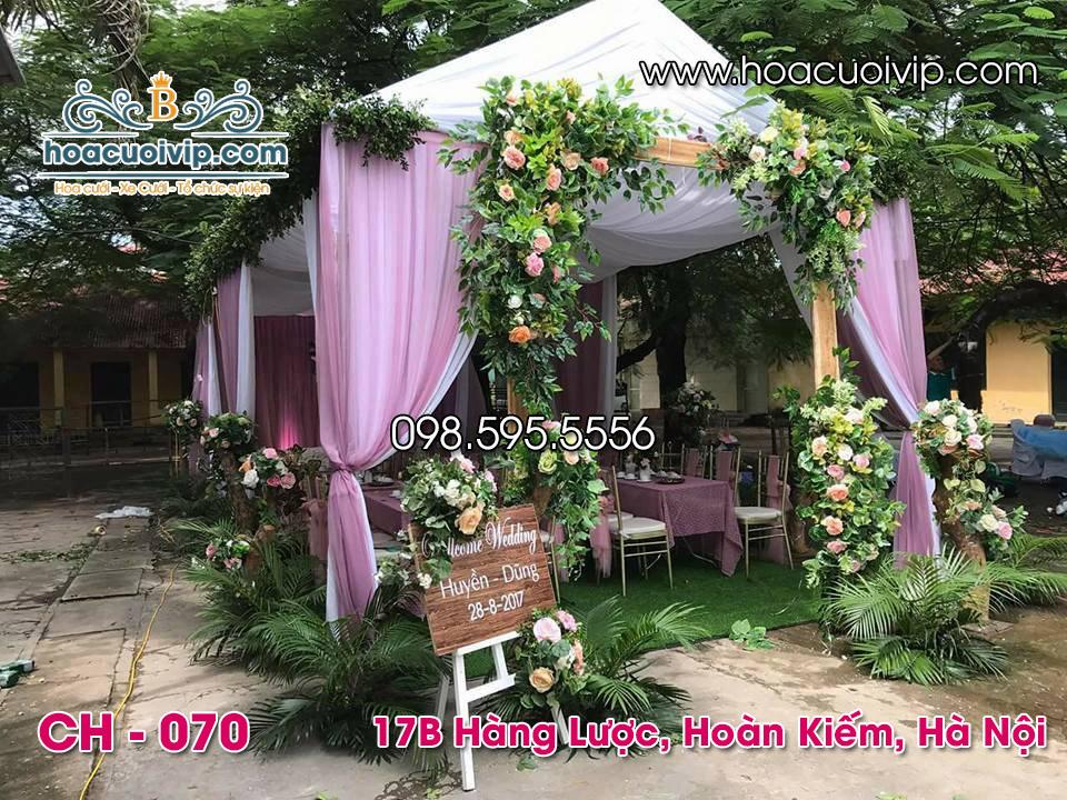 Cổng cưới đẹp