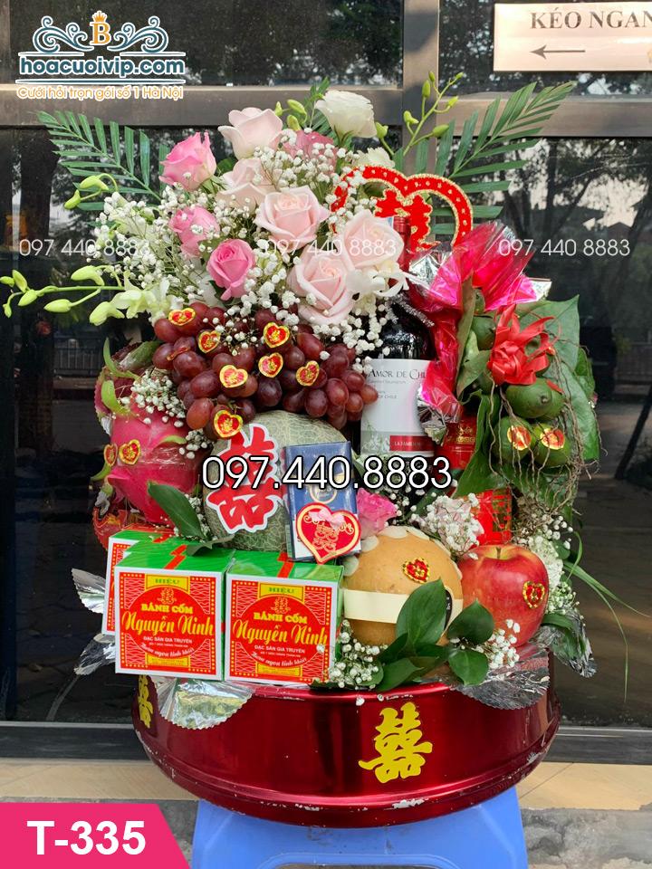 Tráp dạm ngõ đẹp tại Hà Nội