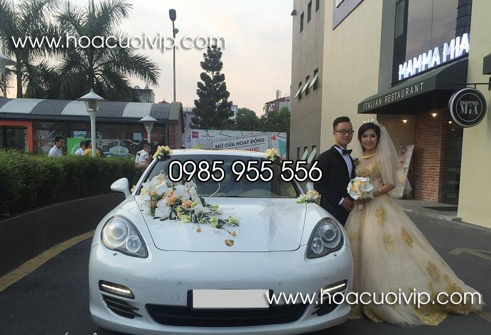 thuê xe cưới porsche panamera S