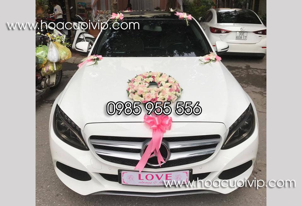 thuê xe cưới mercedes c200