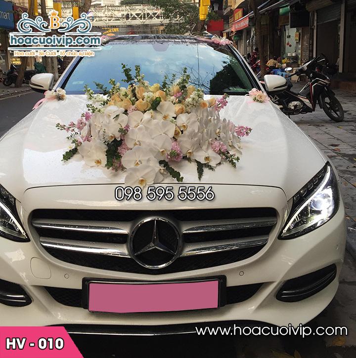 Hoa xe cưới HV-010
