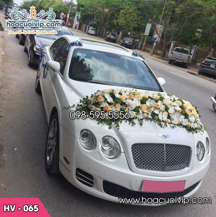 Hoa xe cưới đẹp HV-065